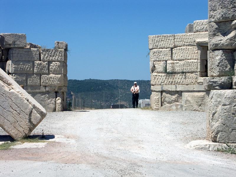 Arcadian Gate, Messene (2006)