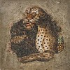 Mosaic of Leopard