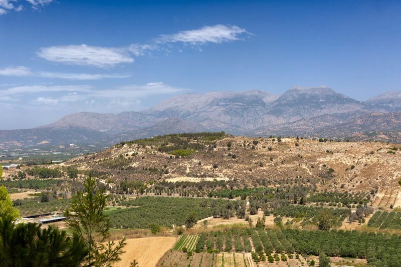 Cretan Landscape
