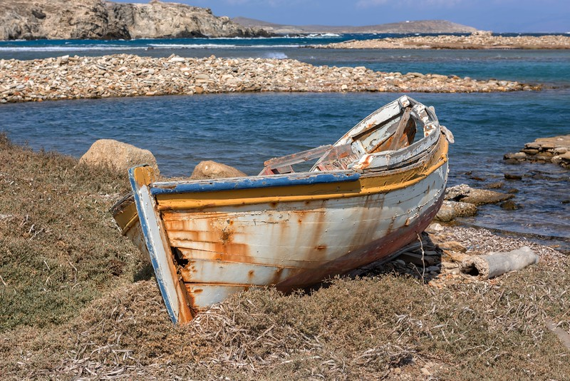 Decayed Boat
