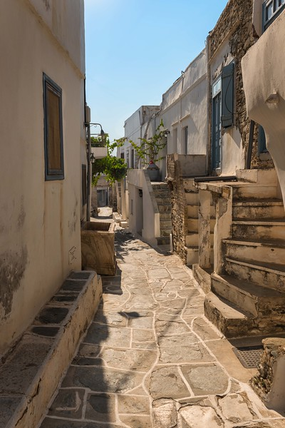 Street with Steps