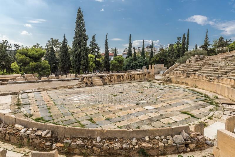 Dionysus's Theater
