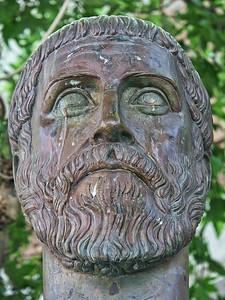 pythagoras-statue