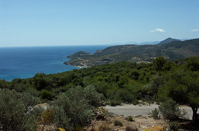 aegina-greece-view