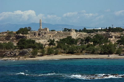 aegina-greece-ruins