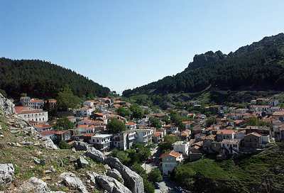 greek-village
