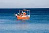 mandatory fishing boat, Gulf of Messene, Peloponnese, Greece (2006)