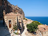 rebuilt houses, Monemvasia, Lakonia, Greece<br /> <br /> E-420 & Zuiko 12-60/2.8-4.0