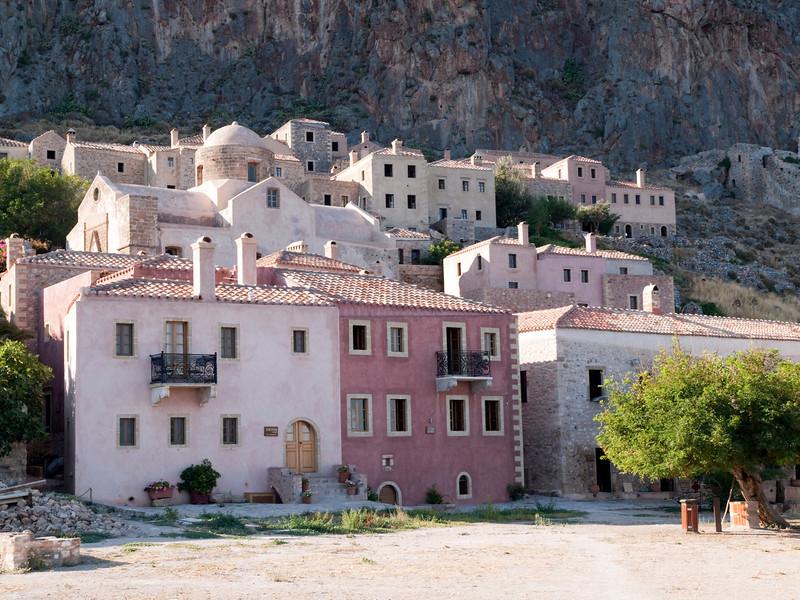 Monemvasia, Lakonia, Greece<br /> <br /> E-600 & Zuiko 12-60/2.8-4.0