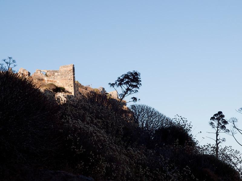 Monemvasia citadel, Lakonia, Greece<br /> <br /> E-600 & Zuiko 12-60/2.8-4.0