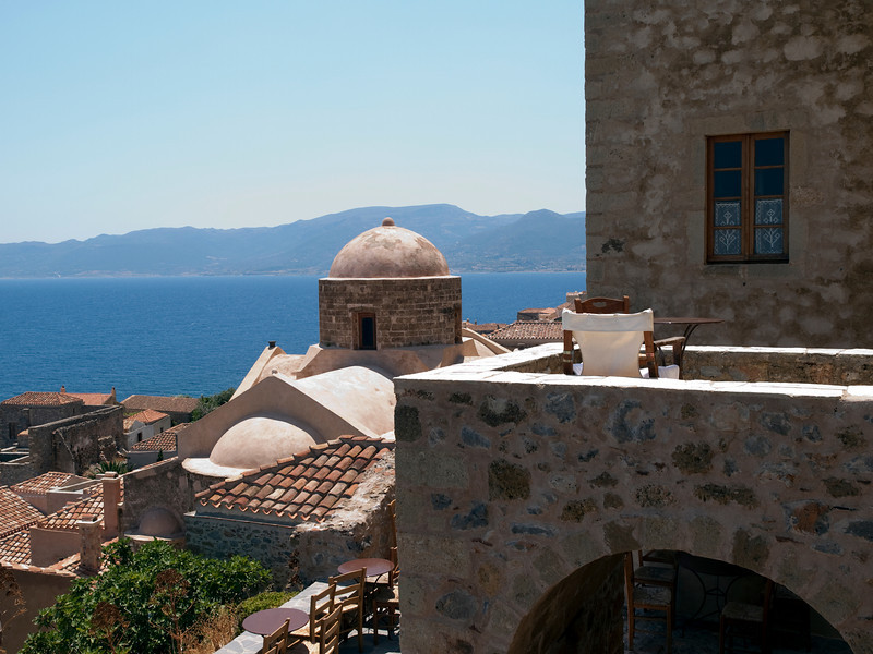 Monemvasia, Lakonia, Greece<br /> <br /> E-420 & Zuiko 12-60/2.8-4.0