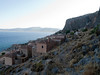 Monemvasia as seen from the east, Lakonia, Greece<br /> <br /> E-600 & Zuiko 12-60/2.8-4.0
