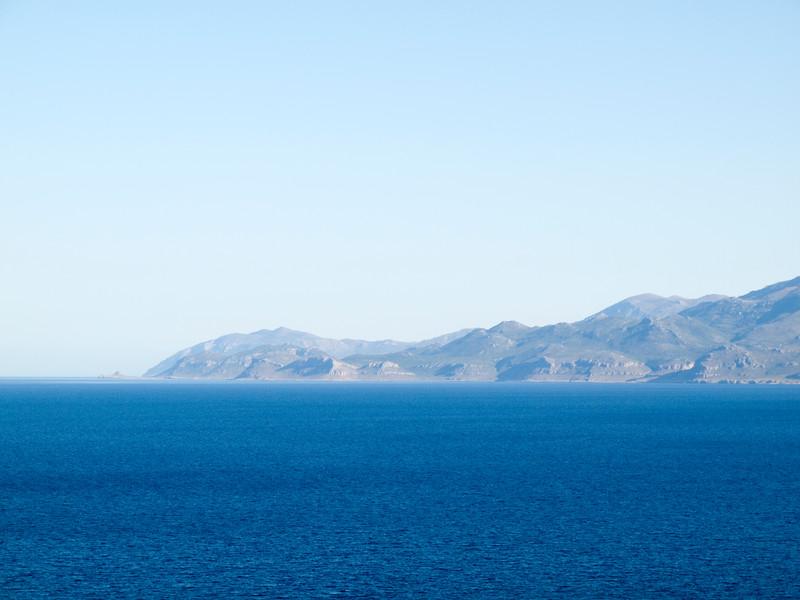 View in direction Cape Kamila & Maleas from Monemvasia, Lakonia, Greece<br /> <br /> E-600 & Zuiko 12-60/2.8-4.0