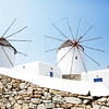#MykonosWindmills
