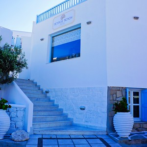 Mykonos - Petinos Beach Hotel