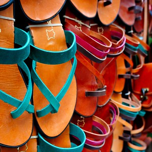 Paros - Greek Leather