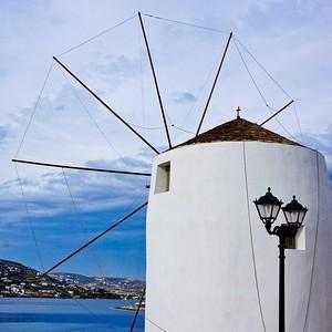 Paros - Windmill