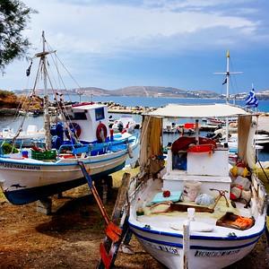 Paros - Boats