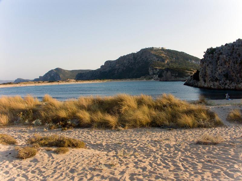 Voidokilia Beach, Pylos area, Peloponnese, Greece (2006)