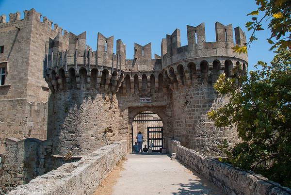 Crusader Palace of the Grand Masters