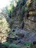 "Epta Piges (""seven springs"") cliff"