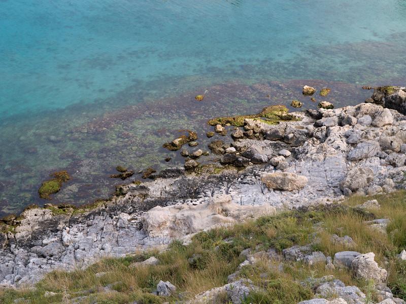 Paulus Bay waters
