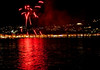 Seeing in 2009, Samos, Greece 1: Fireworks at Vathy