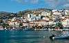 Pythagorio harbour, Samos, Greece, 31 December 2008 2