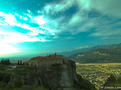 St Stephen Monastery, Meteora, Greece