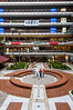The Salonica indoor shopping center in Thessaloniki, Greece,
