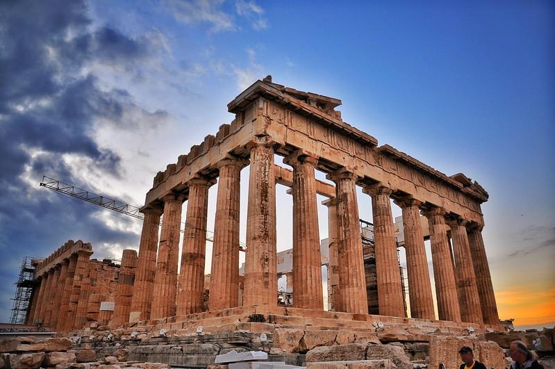 The Parthenon. 2017.