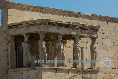 """ The Porch of the Caryatids """