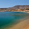 Naxos beach south coast