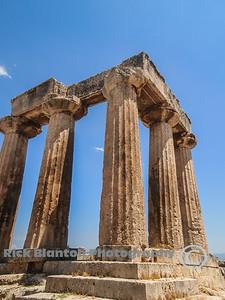 """ Columns in Corinth """