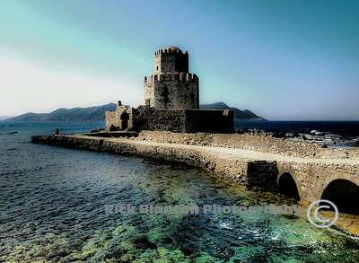 """ Methoni Castle """