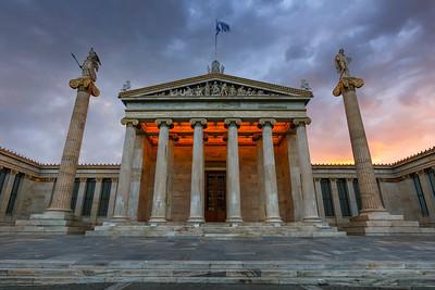 Panepistimio in Athens