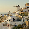 Village of Oia, island of Santorini, Greece