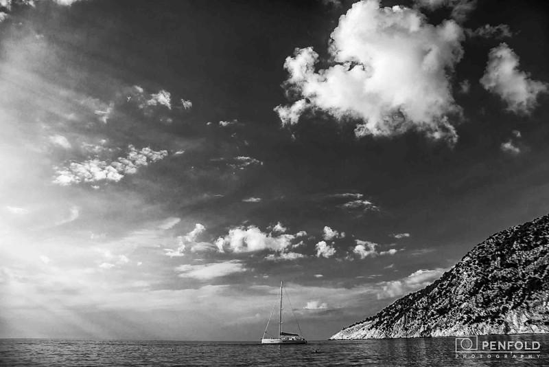 Myrtos Yacht