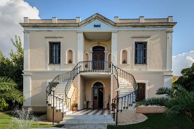 Hotel Halepa in Chania, Crete, Greece