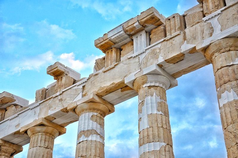 Restoring the Acropolis. 2017.