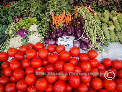 Vegetable Stand in Pylos