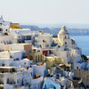 Town of Fira, island of Santorini, Greece