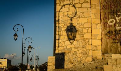 Street scenes in Heraklion