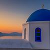 Santorini Dawn