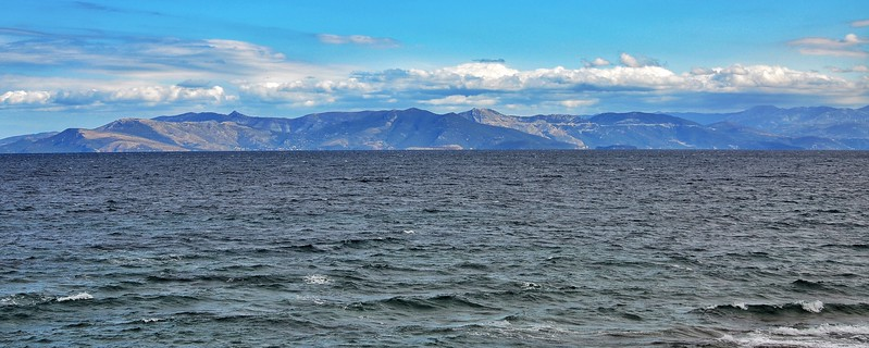 The Aegean Sea. 2017.
