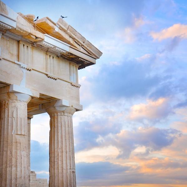 The Propylaea of the Acropolis. 2017.