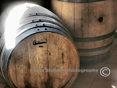 """ Wine Barrels from Argostoli """
