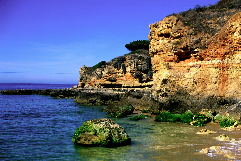 Portugal Cliffs