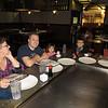 Mom's B-Day dinner - Teppanyaki yum!