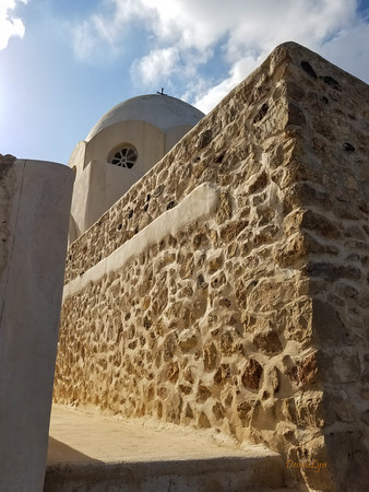 An Abandoned Pyrgos Church